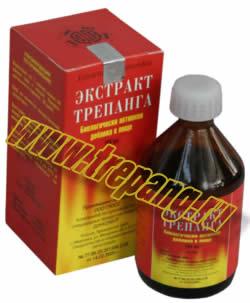"""""""Экстракт трепанга"""" 100 мл ООО """"ГЛОСС"""""""